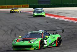 #333 Rinaldi Racing Ferrari 458 Italia: Marco Seefried, Norbert Siedler