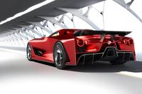 Sim racing Photos - Nissan Concept 2020 Vision Gran Turismo