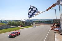 GT-Masters Photos - Winners #1 C. Abt Racing Audi R8 LMS ultra: Kelvin van der Linde, Stefan Wackerbauer