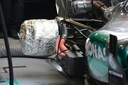 Bremsenwärmer bei Mercedes