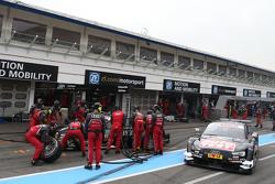 Adrien Tambay, Audi Sport Team Abt Sportsline Audi RS 5 DTM, Timo Scheider, Audi Sport Team Phoenix Audi RS 5 DTM