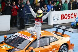 Race winner Jamie Green, Audi Sport Team Rosberg Audi RS 5 DTM