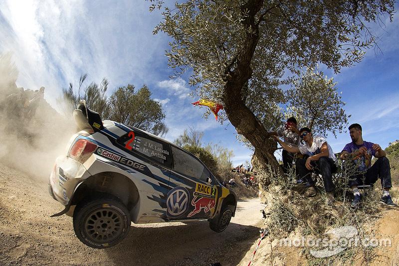 1. Jari-Matti Latvala and Miikka Anttila, Volkswagen Polo WRC, Volkswagen Motorsport