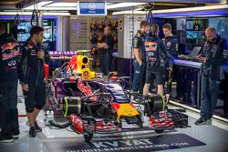 Red Bull Racing RB11 van Daniil Kvyat, Red Bull Racing