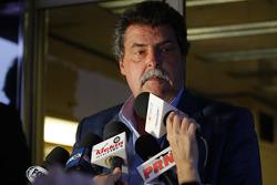 NASCAR-Vizepräsident Mike Helton