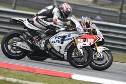 Jack Miller, Team LCR Honda and Nicky Hayden, Aspar MotoGP Team
