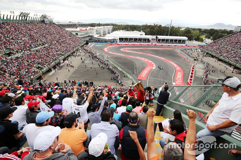 F1 Inside GP - México Parte 2