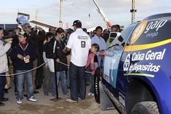 Lagos Team, Mundo Dakar event: Carlos Sousa