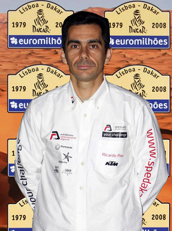 Portuguese teams presentation: Ricardo Pina