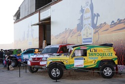 Team Tanqueluz, Mundo Dakar event: the Bowler Wildcat