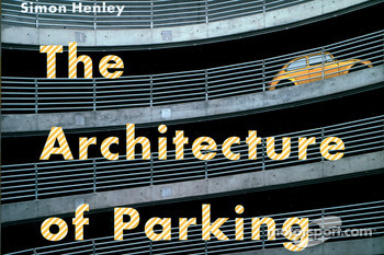 Architecture of Parking book cover