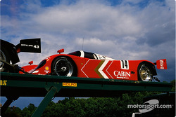 #14 Richard Lloyd Racing Porsche 962 C: Derek Bell, Tiff Needell, James Weaver