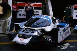 #7 Jöst Racing Porsche 962 C: John