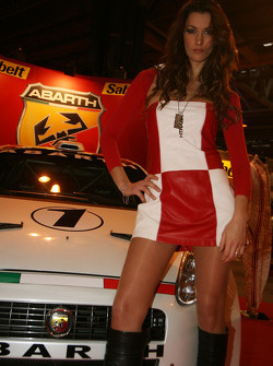 FIAT Abarth girl