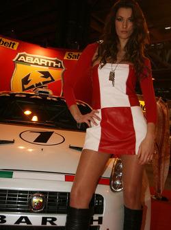 FIAT Abarth girl