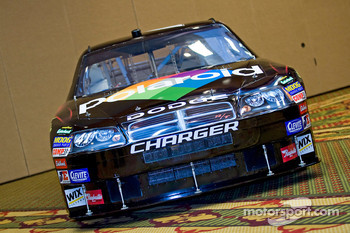 Chip Ganassi Racing with Felix Sabates: the Polaroid Dodge NASCAR Sprint Cup car