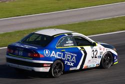 #32 i-MOTO Racing Acura TSX: Peter Cunningham, Kuno Wittmer