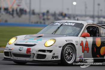 #14 Autometrics Motorsports Porsche GT3 Cup: Cory Friedman, Ralf Kelleners, Anthony Lazzaro, Mac McGehee