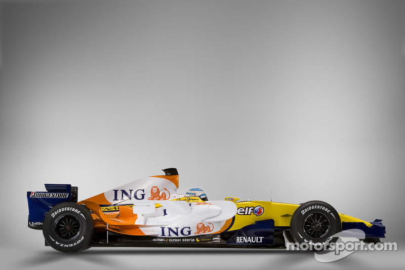 F1 Renault R28