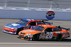 Tony Stewart and Matt Kenseth