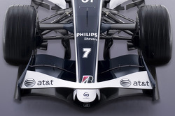 Detail of the new Williams FW30