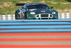 #61 Strakka Racing Aston Martin DBR9
