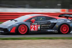 GT3 Lamborghini Gallardo