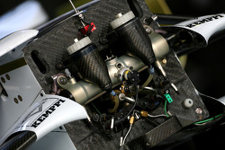 Force India technical detail