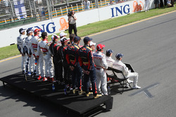 Drivers group picture 2008