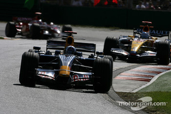 David Coulthard, Red Bull Racing, Fernando Alonso, Renault F1 Team