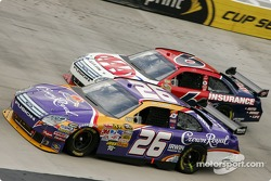 Jamie McMurray and David Ragan