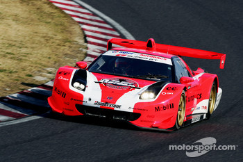 #1 Arta NSX: Ralph Firman, Takuya Izawa