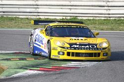 #6 Phoenix Racing Corvette C6R: Mike Hezemans, Fabrizio Gollin