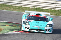 #13 Rbimmo/B-Racing Team Saleen SR7: Dieter Svepes, Sean Edwards, Norbert Walchoffer
