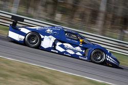 #15 JMB Racing Maserati MC12: Peter Kutemann, Maurizio Basso