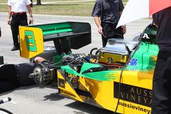 Will Power's car