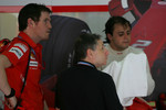 Rob Smedly, Scuderia Ferrari, Track Engineer of Felipe Massa, Jean Todt, Scuderia Ferrari, Special Appointments and Felipe Massa, Scuderia Ferrari
