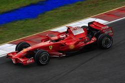 Kimi Raikkonen (Scuderia Ferrari Marlboro)