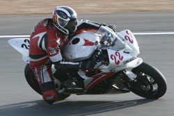 Fabrice Perichou, Yamaha YZF R6