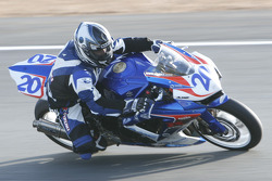 Nicolas Flura, Suzuki GSX R600