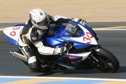 Yann Candade, Suzuki GSX R1000