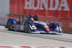 #19 Van der Steur Racing Radical SR9 AER: Gunnar van der Steur, Robbie Pecorari