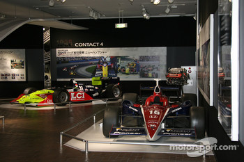 Visit of Honda Museum at Twin Ring Motegi