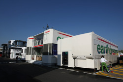 Honda Racing, Motorhome