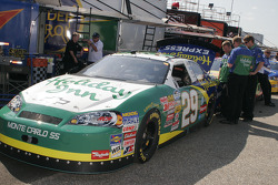 Holiday Inn Chevy in technical inspection line