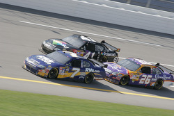 P.J. Jones, Reed Sorenson and Jamie McMurray