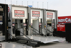Chip Ganassi Racing haulers