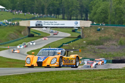 #10 SunTrust Racing Pontiac Dallara: Max Angelelli, Michael Valiante