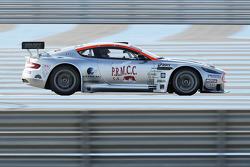 Aston Martin DBRS9 GT3 on track