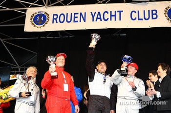 #12 Team Star Boat: Christophe Larigot, Frdric Talent, Guillaume Gougeon, Franck Mercken